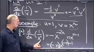 Lec 4 | MIT 18.01 Single Variable Calculus, Fall 2007
