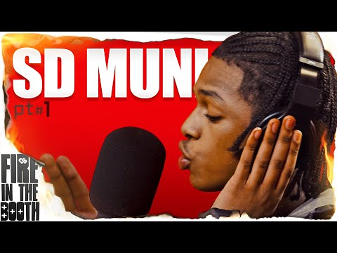 SD Muni – Fire In The Booth