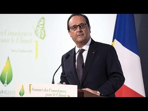 Σύνοδοι για το κλίμα σε Παρίσι και Βατικανό
