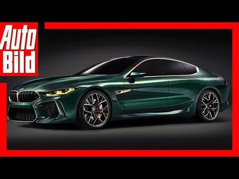 BMW M8 (2019) Concept - Details/Erklärung