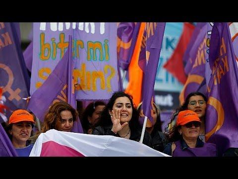Κωνσταντινούπολη: Δεκάδες συλλήψεις διαδηλωτών για την Πρωτομαγιά