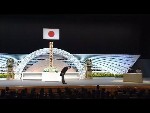 Tsunami und Kernschmelze im Kernkraftwerk: Japan gede ...
