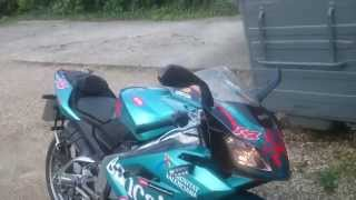 5. Aprilia RS 125 2009 for sale