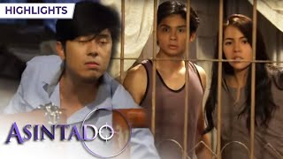 Video Asintado: Gael makes a scene in front of Dimasalang's residence | EP 70 MP3, 3GP, MP4, WEBM, AVI, FLV April 2018