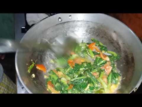 nepali rayo life cooking .