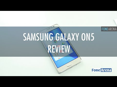 Samsung Galaxy On5 Review