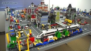 OLD Video! Updates on my channel! LEGO city #2