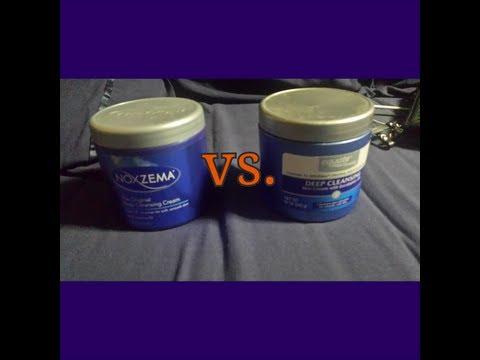 Brand Comparison Noxzema vs Equate