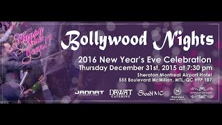 Bollywood Nights 2016 Montreal