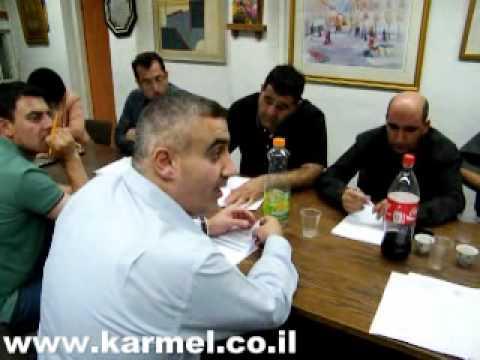 מרץ 2012 מועצת דליה