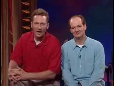 Best Bloopers Of Whose Line Is It Anyway?