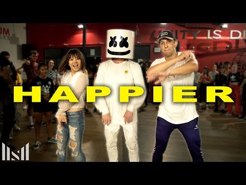 "MARSHMELLO - ""HAPPIER"" Dance 