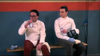 Video The Big Bang Theory -  O-fence-ively bland S09E05 [1080p] MP3, 3GP, MP4, WEBM, AVI, FLV Januari 2019