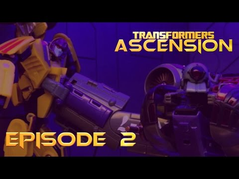 Transformers: Ascension | Season 1 | Episode 2 - 'Contingency'