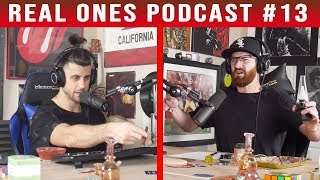 Blue Dream, Soulja Boy, Defend the Bars   REAL ONES PODCAST #13 by The Cannabis Connoisseur Connection 420