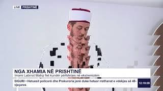 RTK3 Drejtpërdrejt - Nga xhamia në Prishtinë 22.03.2019