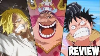 Are We Staying or Leaving Whole Cake?? The Vinsmokes Decide to Repay their debt to Sanji by Granting the Luffy Alliance Some Cover in the face of the Big Mom Pirates, but in One Piece nothing is that simple...Will Pudding interfere with the Clash to Protect Sanji??One Piece 870 Manga Chapter Reaction ワンピース 871 pre review!Pirate Queen Big MomOne Piece Sawyer7mage