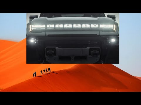 All Electric HUMMER EV?! - Everything you need to know!