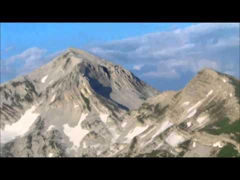Горная Абхазия (видео)