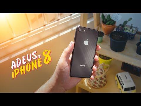 Barba -  ADEUS, iPHONE 8!