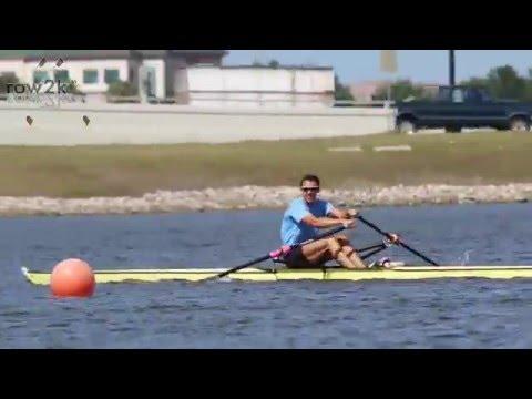 2016 USA Rowing Olympic Trials - M1x Training