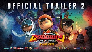 Nonton  New  Boboiboy The Movie Trailer 2   In Cinemas 3 March  Malaysia    13 April  Indonesia  Film Subtitle Indonesia Streaming Movie Download
