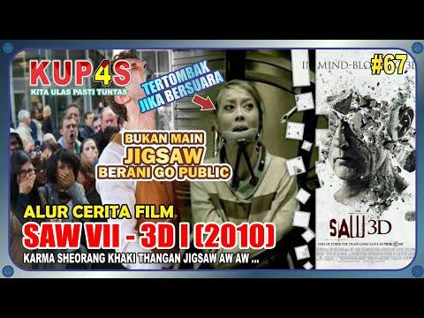 KUP4S 67: AKIBAT MEMBOHONGI PUBLIK  | ALUR CERITA SAW 7 aka SAW 3D