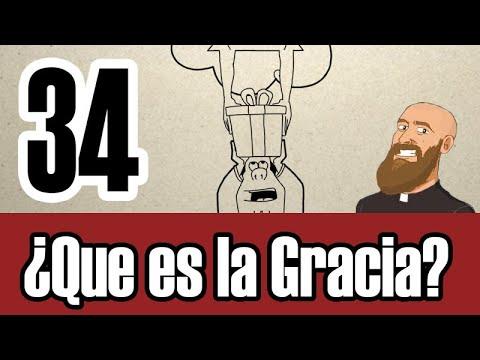 3MC - 3 Minute Catechism - Episodio 34 ¿Que es la Gracia?