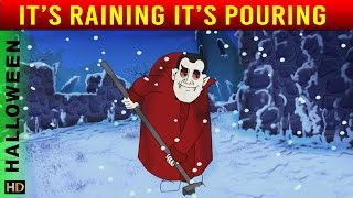 Shemaroo Kids presents to you popular nursery rhyme 'It's Raining It's Pouring' with an eerie animation and spine-tingling Halloween music by music director ...