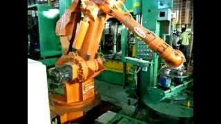 Ekala Sri Lanka  City new picture : First Industrial Robot Installation in Sri Lanka