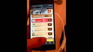 Test Mộng Võ Lâm trên Bphone tại lễ ra mắt, bphone, dien thoai bkav, smartphone cua bkav, bkav phone, Bphone Bkav, bkav