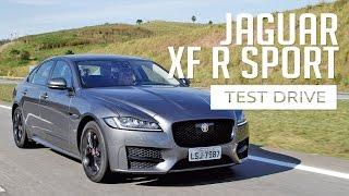 Jaguar XF R Sport - Test Drive