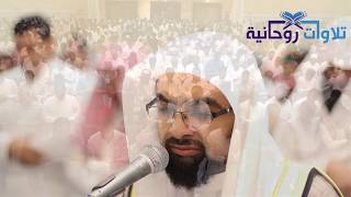 Download Video اجمل تحبير واخشع ما قرأ الليلة الثامنة | الشيخ ناصر القطامي MP3 3GP MP4