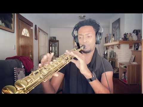 B. Thompson (Kenny G Sleigh Ride solo transcription)