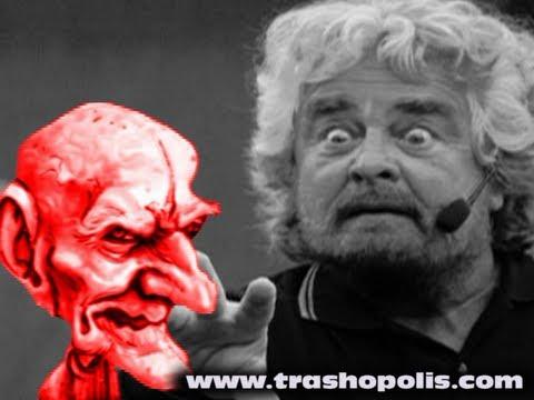 Zio Peppe contro Grillo