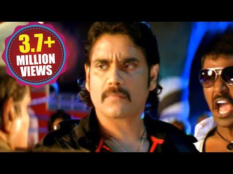Video Don Scene - Suri Killed To SP Lochan - Nagarjuna, Anushka, Raghava Lawrence download in MP3, 3GP, MP4, WEBM, AVI, FLV January 2017