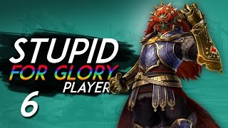 Vs for Glory Ganondorf. (ultimate sandbag)