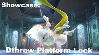 Mewtwo Technique: Platform Locking