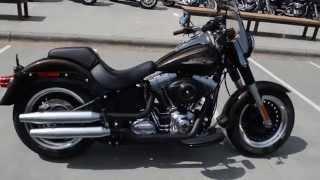 3. 2013 Harley-Davidson® FLSTFBAE - Softail® Fat Boy® Lo 110th Anniversary Edition (019501)