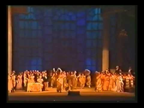 """""""Евгений Онегин"""". Театр Колон 1997"""