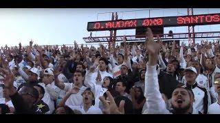 Audax 1 x 1 SANTOS FC em Osasco. Final do