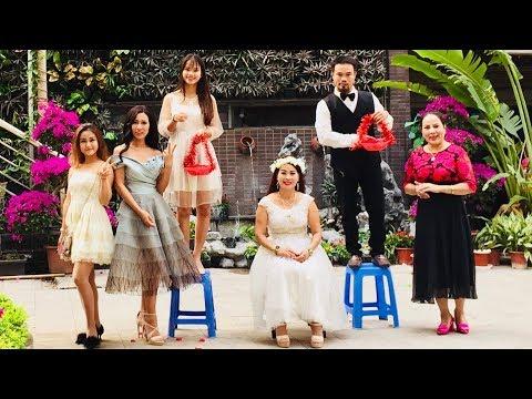 Hài Tết 2019 Mới Nhất || Sốc Vợ 72 Lấy Chồng 27| Phim Hài 2019 Cười Vỡ Bụng - Thời lượng: 15 phút.