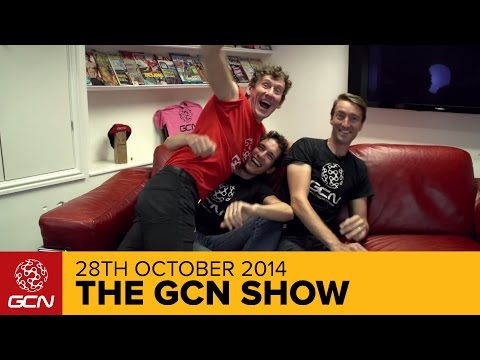 France - 2015 Tour de France route news, what's that on the yellow jersey?! transfer news and more, all in your weekly GCN Show. Follow GCN: http://gcn.eu/FollowGCN1 The 2015 Tour de France will be...