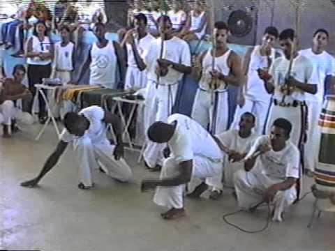 CAPOEIRA EM MONTEIRO 1997