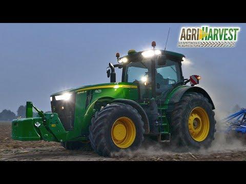 John Deere 8400R - Specifiche tecniche - Official Video