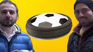 Havalı Futbol Diski - İlginç Ürün İncelemesi