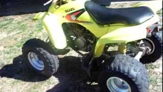 8. 2005 Suzuki QuadSport LT-Z250