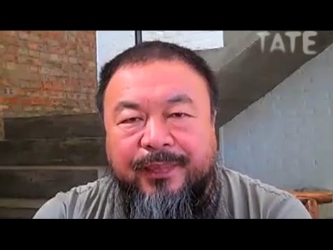 TateShots: Ai Weiwei, one-to-one