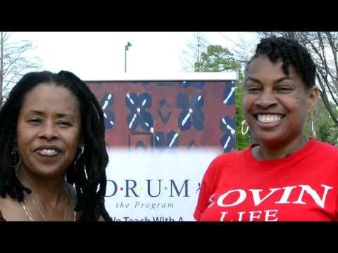 DRUM the Program: Congo Square Rhythms Festival, New Orleans 2017