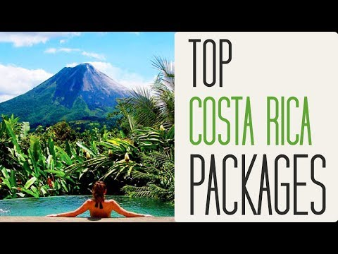 Costa Rica Vacation Packages – Discover What's New With the Island